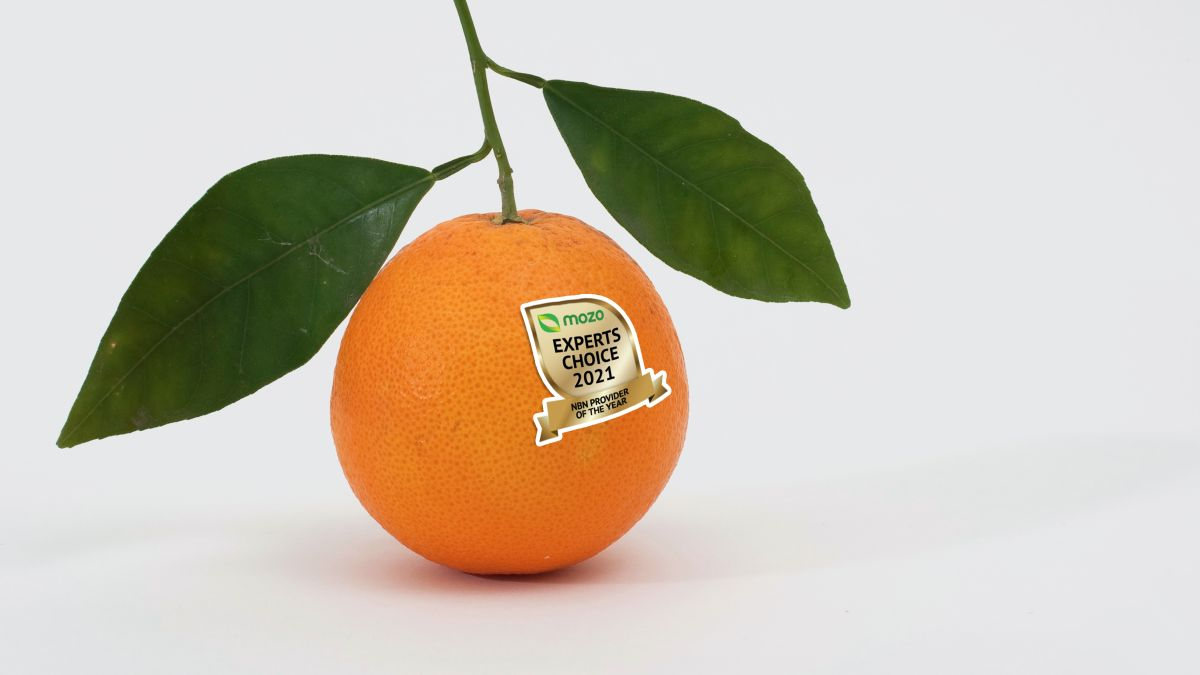 Tangerine, TPG, Aussie Broadband and Spintel win big in 2021 Mozo NBN awards