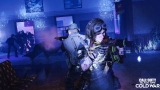 Black Ops Cold War Zombies Outbreak