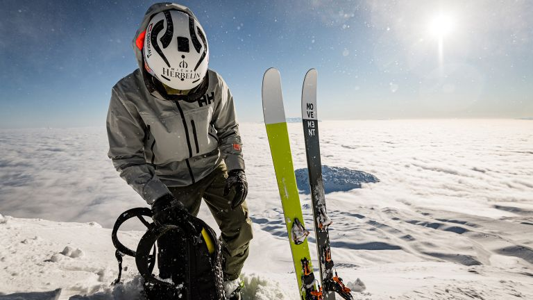 best ski jacket: Helly Hansen Odin Mountain Infinity Shell