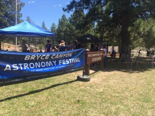 Bryce Canyon National Park hosted its 16th annual astronomy festival began June 1, 2016.