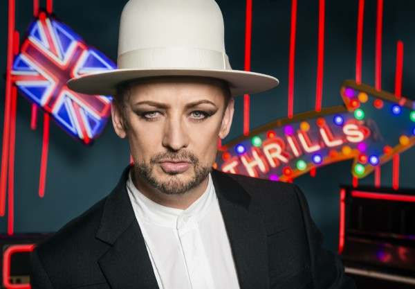 The Voice's Boy George