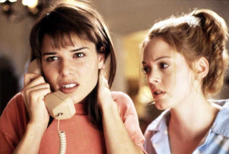 Scream 1996 Neve Campbell, Rose McGowan Sidney Prescott, what's leaving HBO Max September 2021