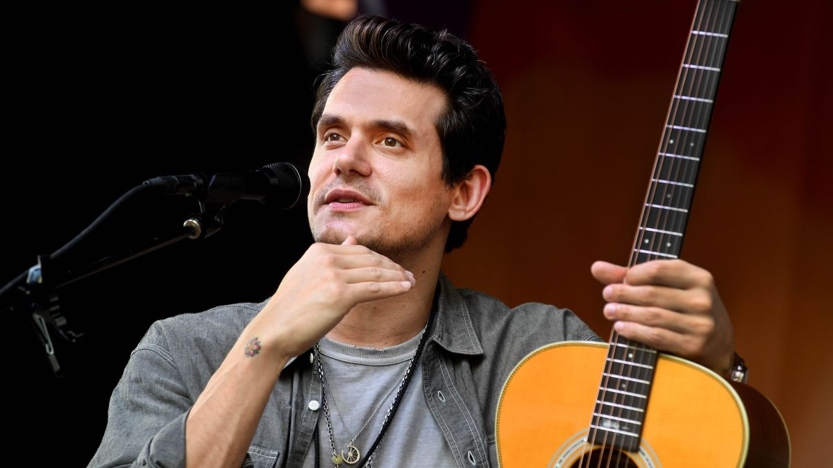 John Mayer shows you how to play his most difficult song on guitar