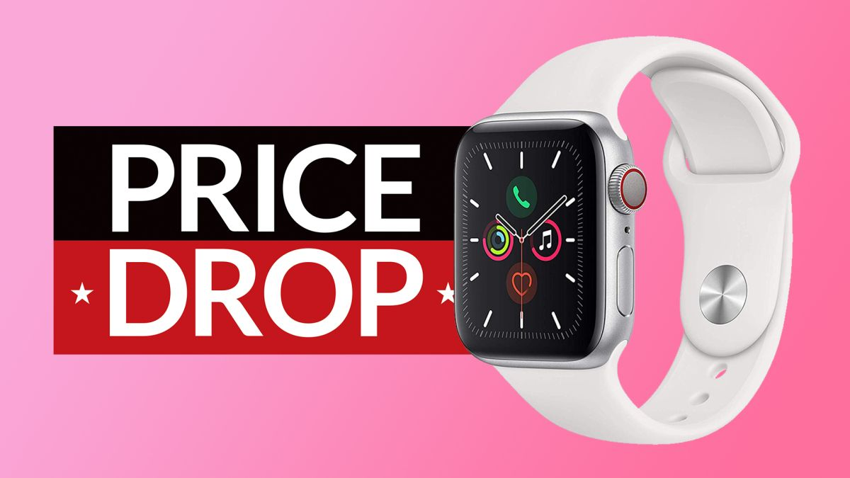 Mega savings on the Apple Watch Series 5 in this limited time deal!