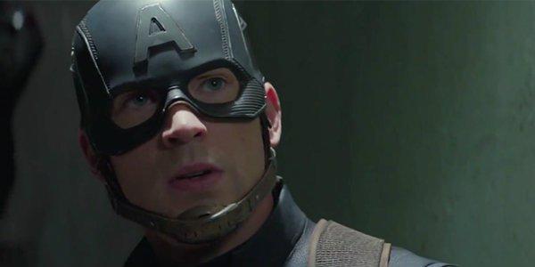Captain America Civil War Steve Rogers