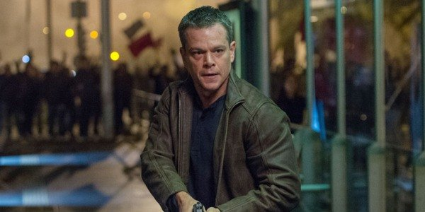 Jason Bourne did not remember everything, apparently