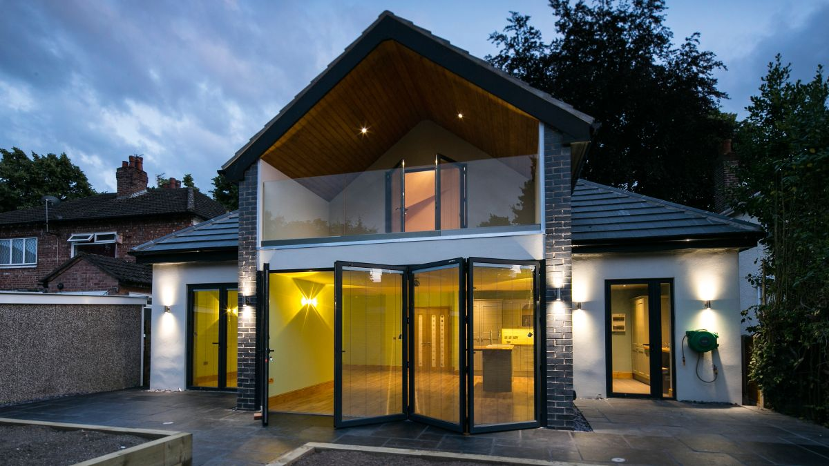 How to add a two storey extension in your home real homes real homes - Bungalow extension designs ...