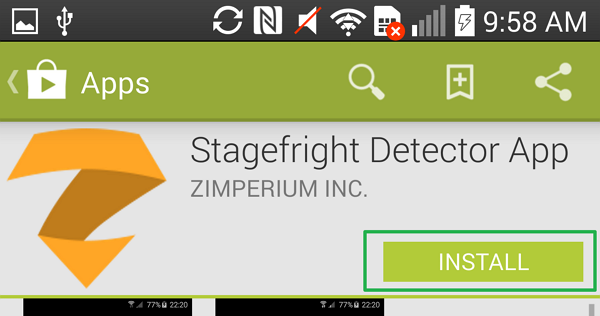 How To Scan an Android Device for Stagefright Vulnerability