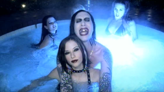 Marilyn Manson's Tainted Love video