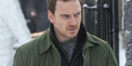 Michael Fassbender Will Star In The Kung Fury Movie, Which Sounds Totally Insane
