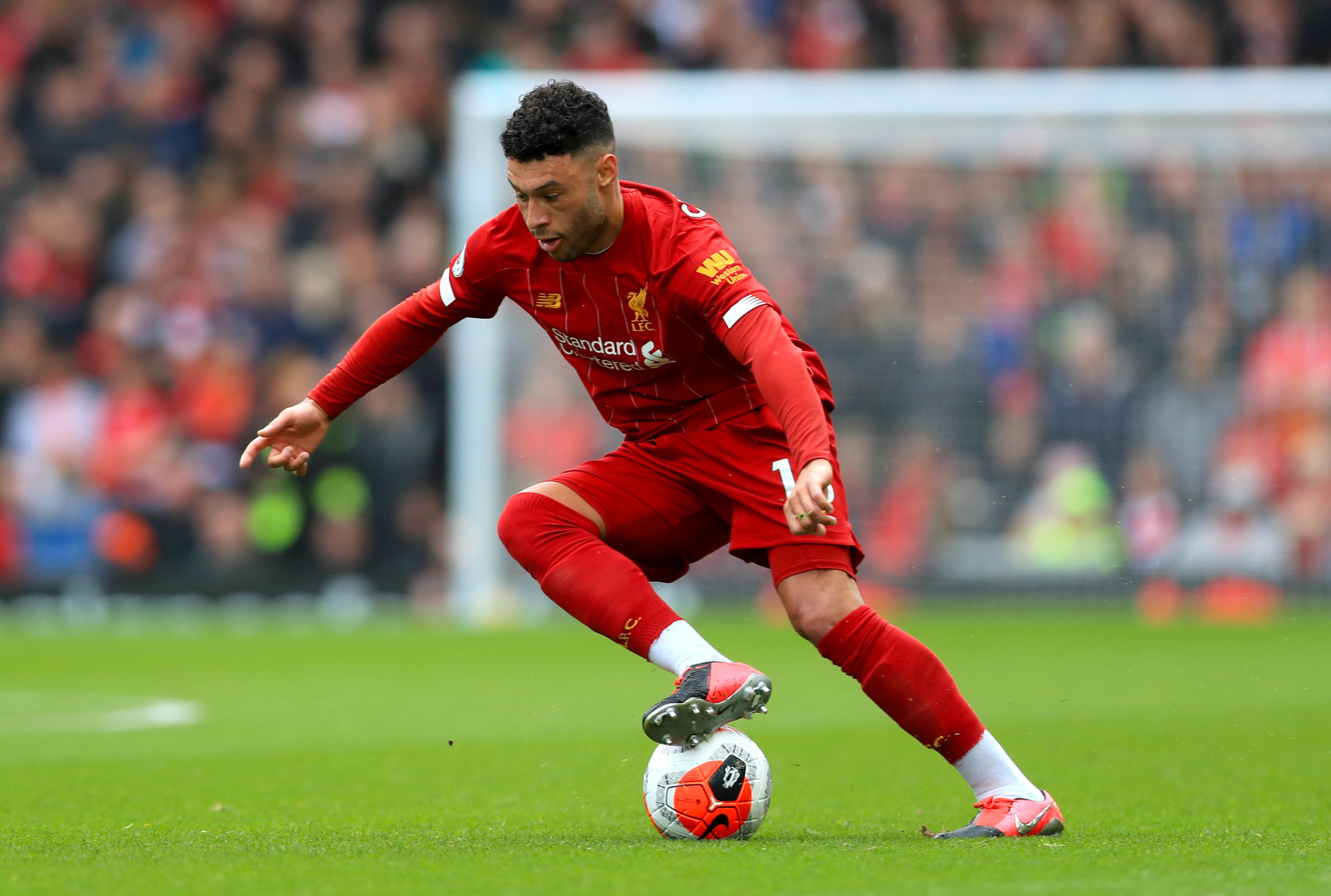 Midfielder Alex Oxlade-Chamberlain admits the players have to push themselves to the next level