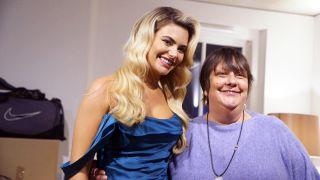 Megan Barton-Hanson and Kathy Burke inKathy Burke's All Woman