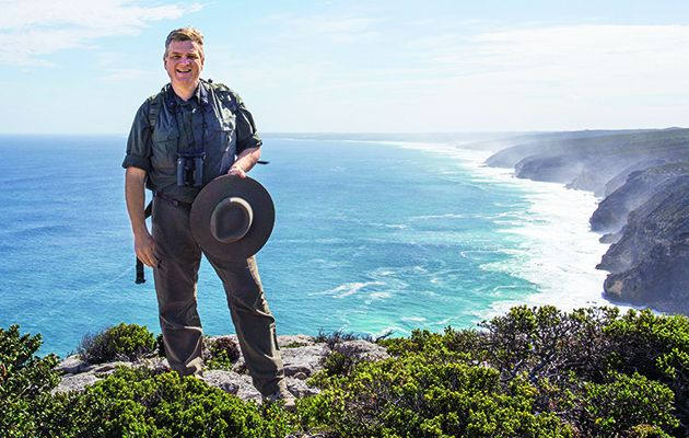 Australian Wilderness Ray Mears 13th October