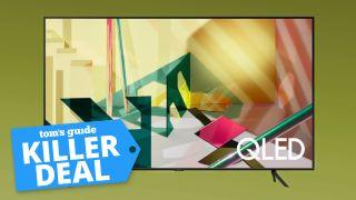 Samsung Q70T 55-inch QLED TV deal