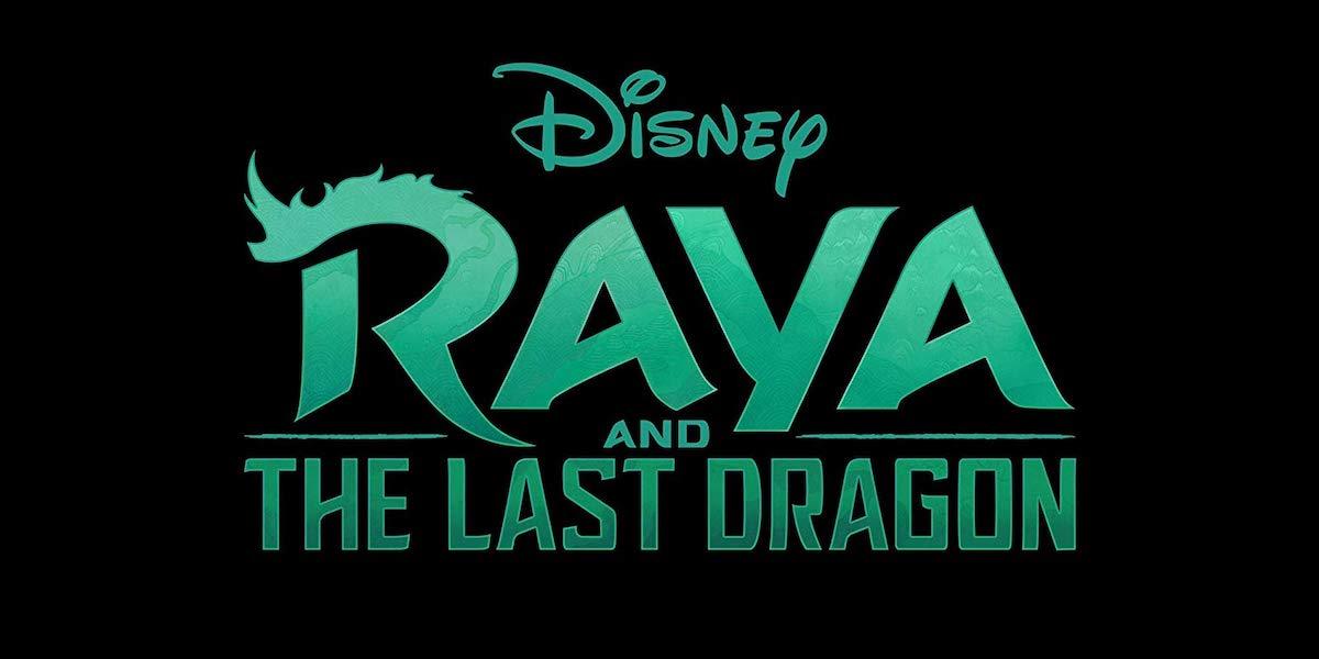 Raya and the Last Dragon title card