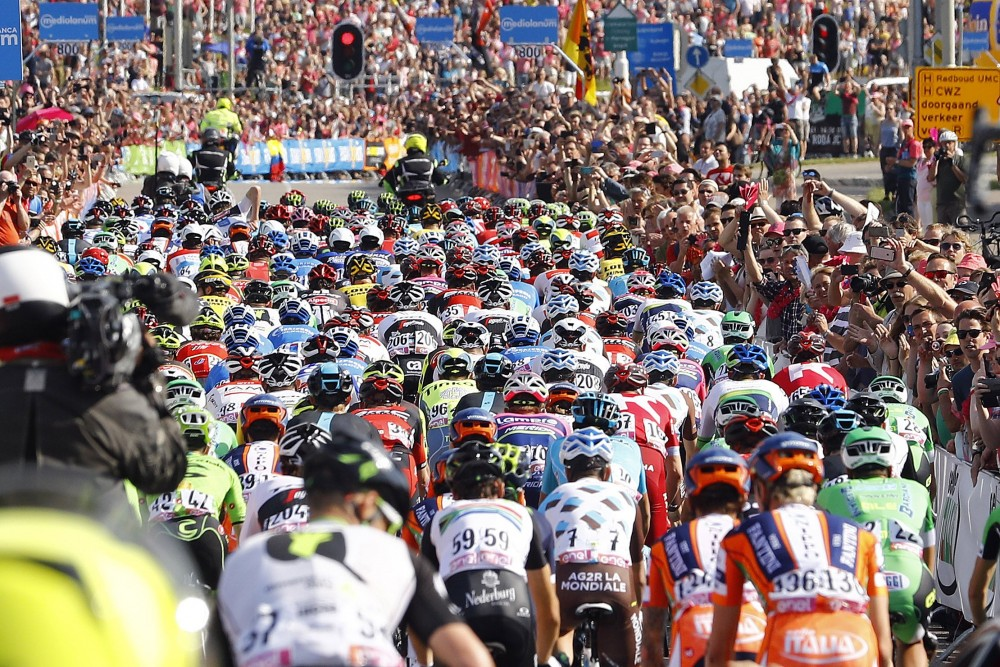 Thumbnail Credit (cyclingweekly.co.uk): The gap left by folding WorldTour teams IAM and TInkoff will mean fewer spots available for riders in the top level of pro cycling
