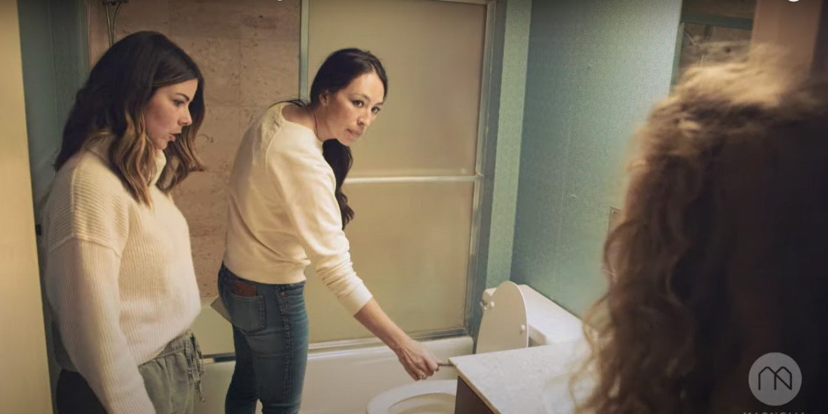Joanna Gaines in First Time Fixer