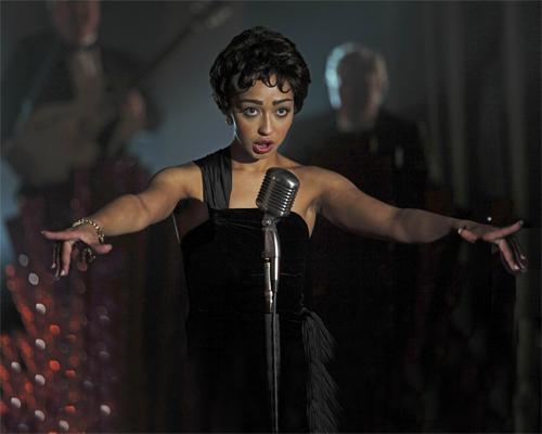 Ruth Negga's 'so proud' of Dame Shirley biopic