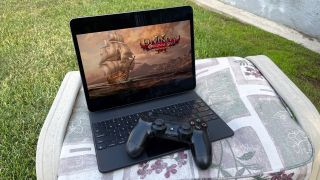 Divinity Original Sin 2 iPad Pro
