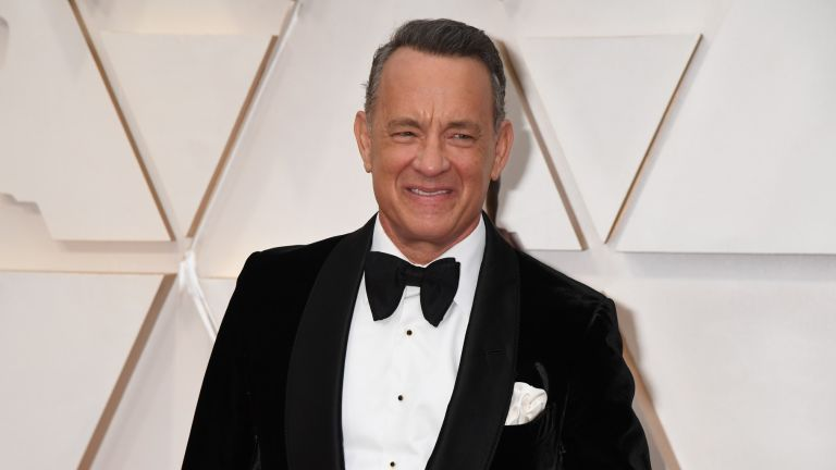 Tom Hanks attends the 92nd Annual Academy Awards at Hollywood