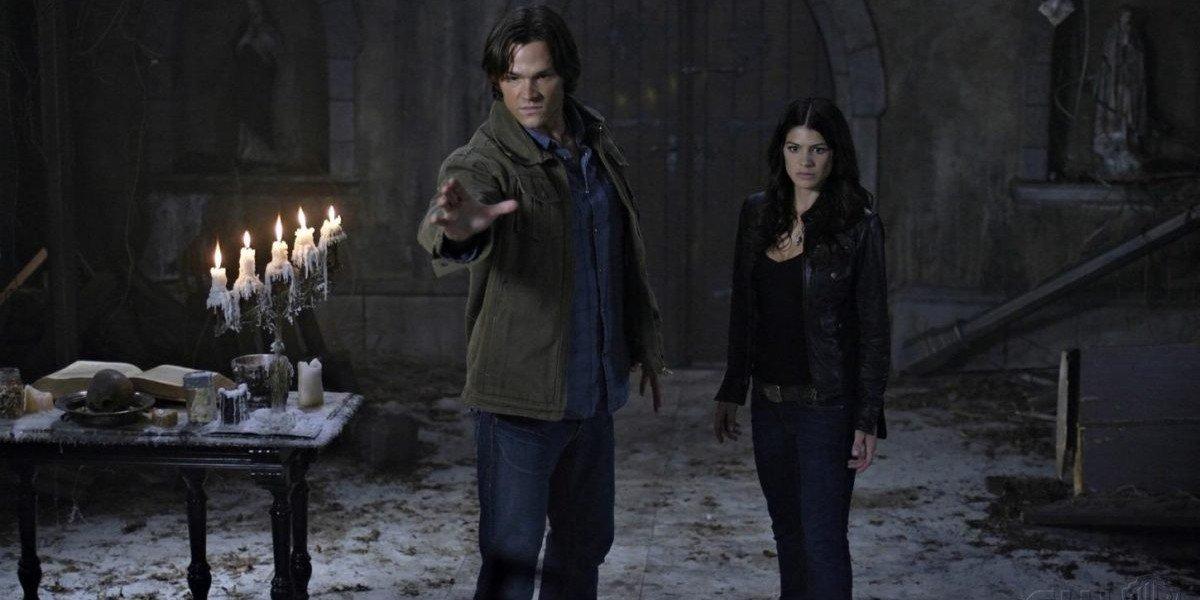 Jared Padalecki Met His Wife On Supernatural. Now, She Talks Working Together On Walker Reboot