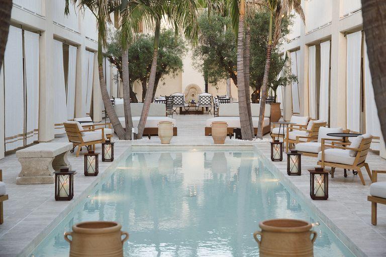new design hotels in California