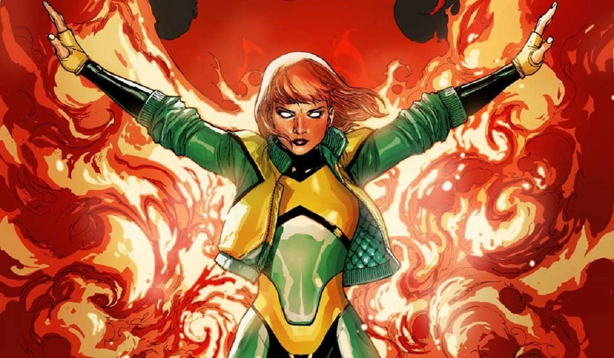 Jean Grey Marvel Comics