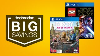 Big savings on PS4 games