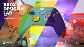 Xbox Design Lab controller customization options