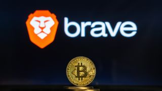 brave web browser and bitcoin