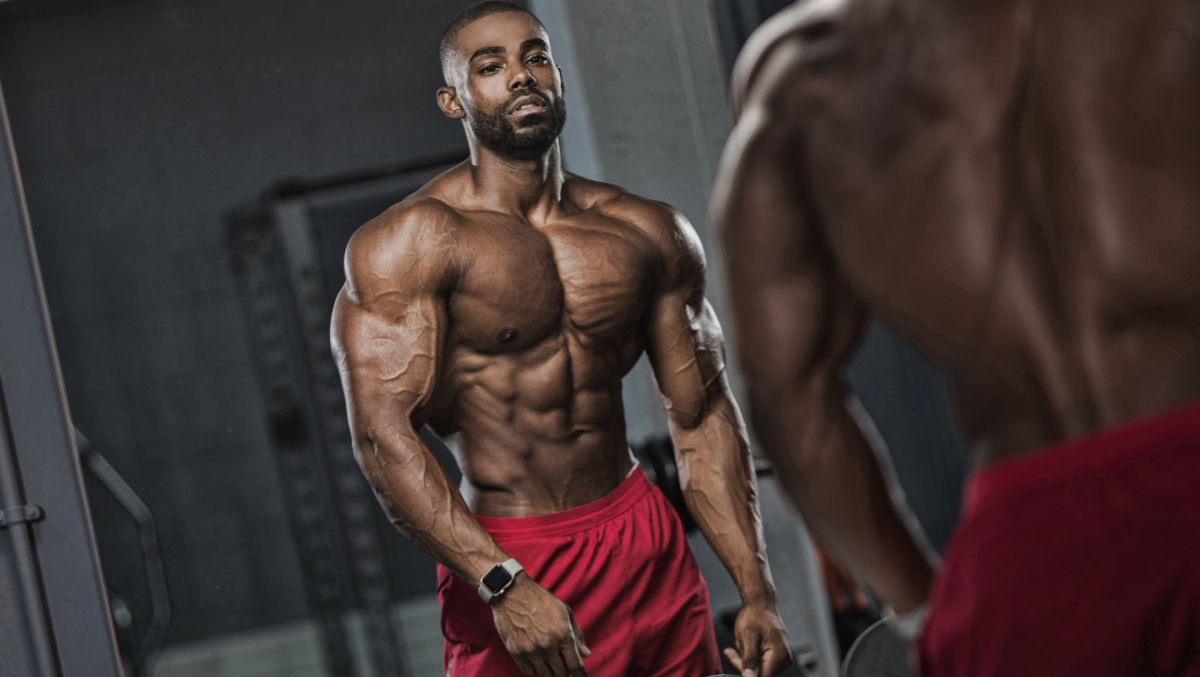Want to know how to get a six pack? This Body Building World Champ knows a thing or two about getting epic abs