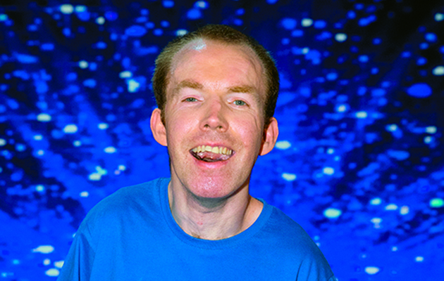 'I hope I don't swear infront of Meghan and Harry!' Lee Ridley aka Lost Voice Guy on his Royal Variety performance