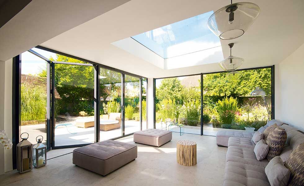 How To Build An Orangery Real Homes