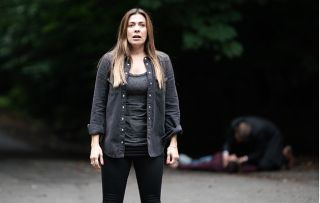 Coronation Street's Kym Marsh - AKA Michelle Connor: 'Filming the car crash was like being in a movie!'