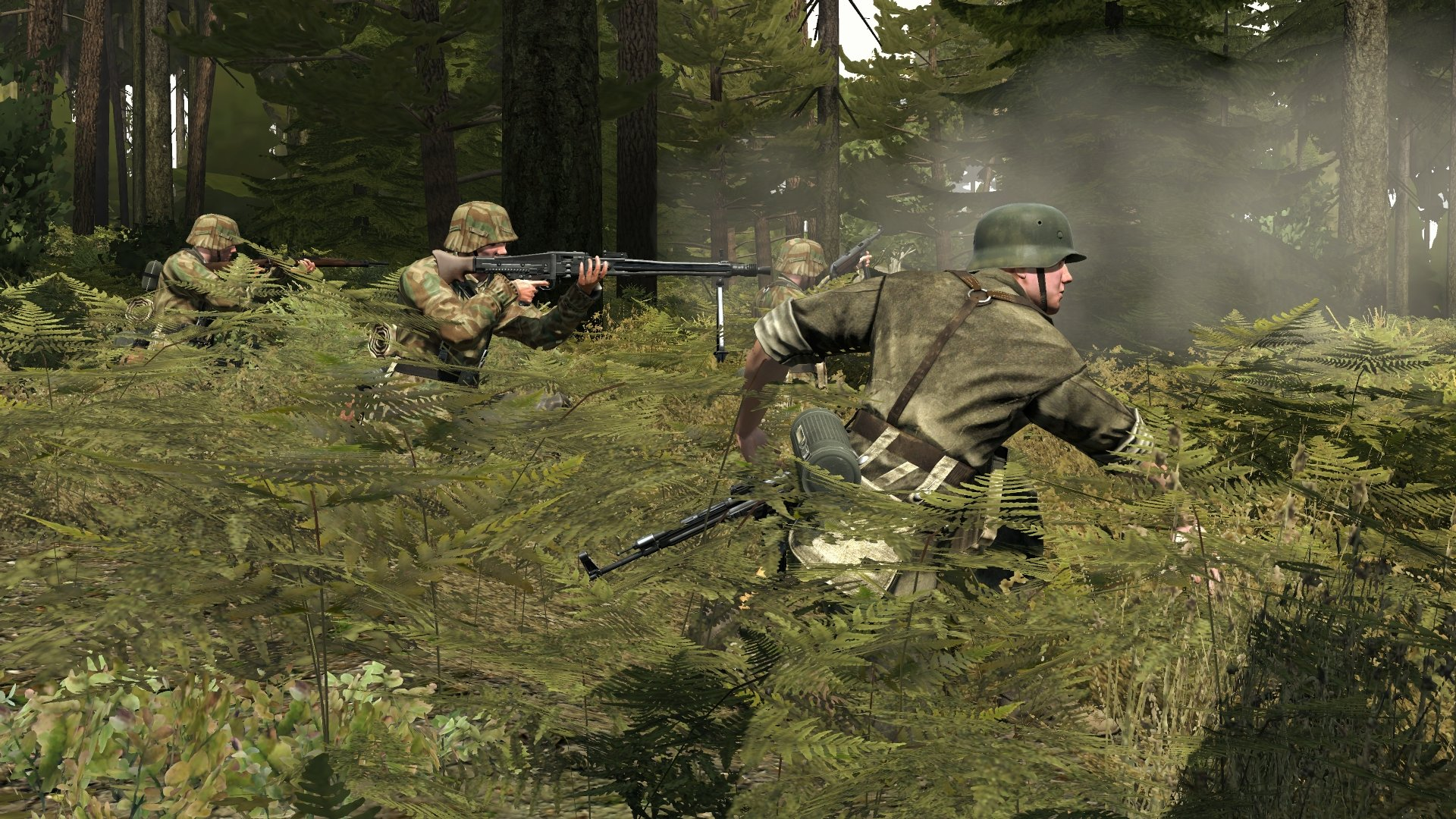Iron Front Liberation 1944 Vehicles And Soldier Screenshots  #20055