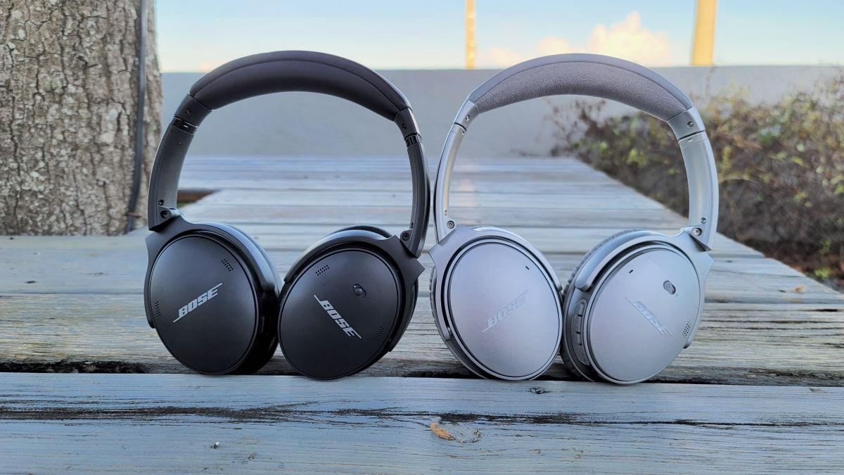 Bose QuietComfort 45 vs. Bose QuietComfort 35 II: Which Bose noise-cancelling headphones are better?