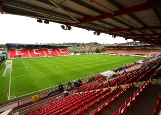 Exeter City v Forest Green Rovers – Sky Bet League Two – St James Park