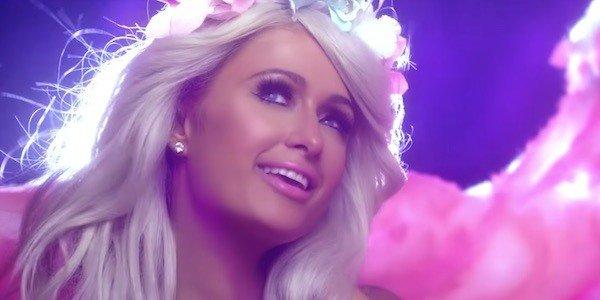 """Paris Hilton """"Come Alive"""" Music Video"""