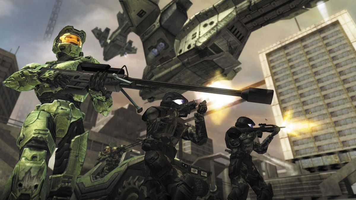 Halo 2 PC public testing begins today