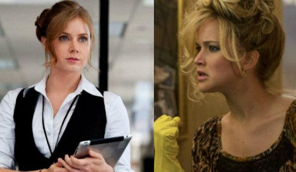 Amy Adams Jennifer Lawrence