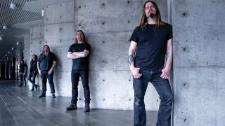 a press shot of enslaved