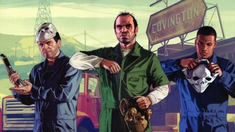 GTA 5 Premium Edition Now Expected to Arrive in April