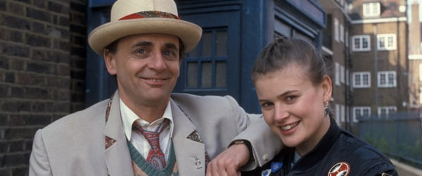 Doctor Who Sylvester McCoy Seventh Doctor