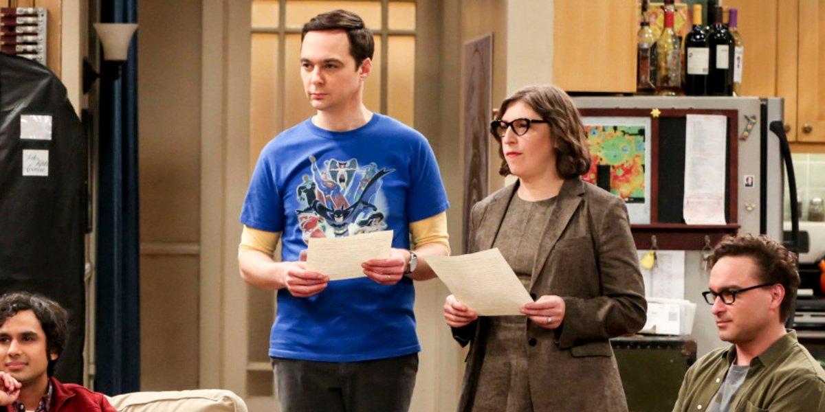The Big Bang Theory'...