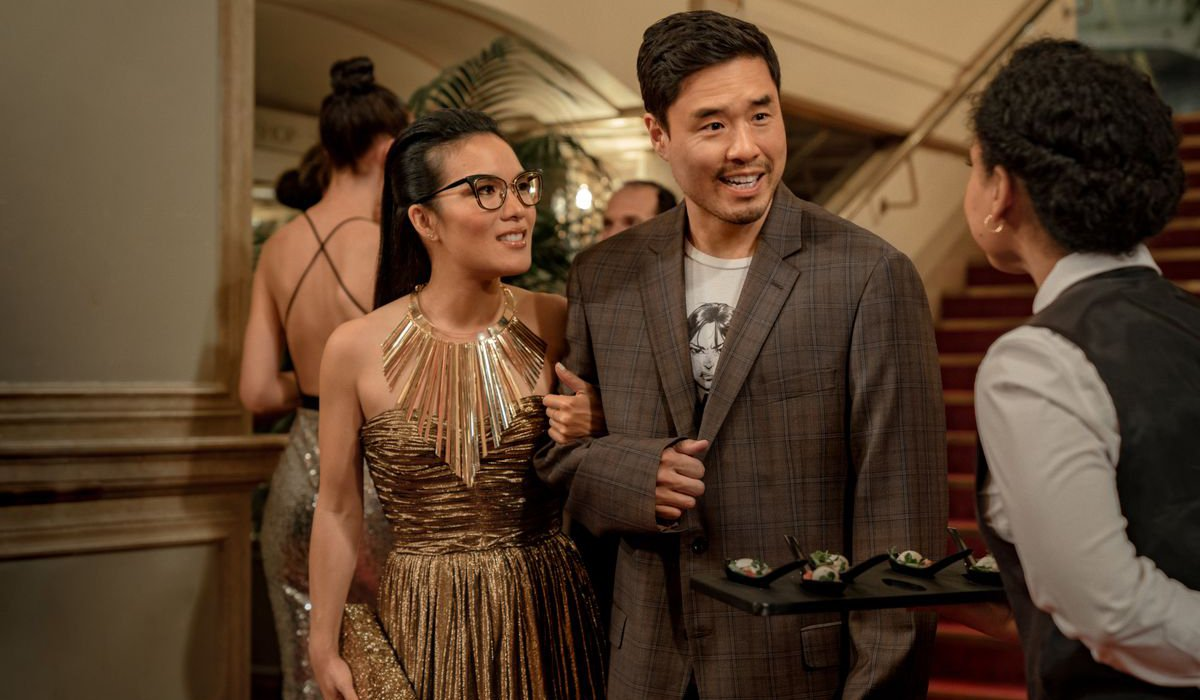 Ali Wong and Randall Park Always Be My Maybe