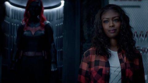 Javicia Leslie as Ryan Wilder in 'Batwoman.'