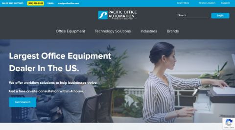 Pacific Office Automation review