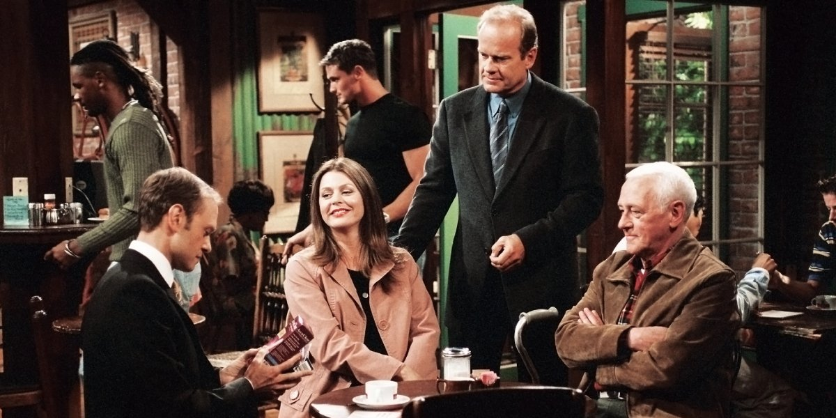 What The Frasier Cast Is Doing Now, Including Kelsey Grammer