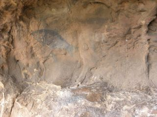 botswana rock art