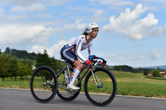 Paralympian's saddle sore surgery highlights lack of research for female cyclists